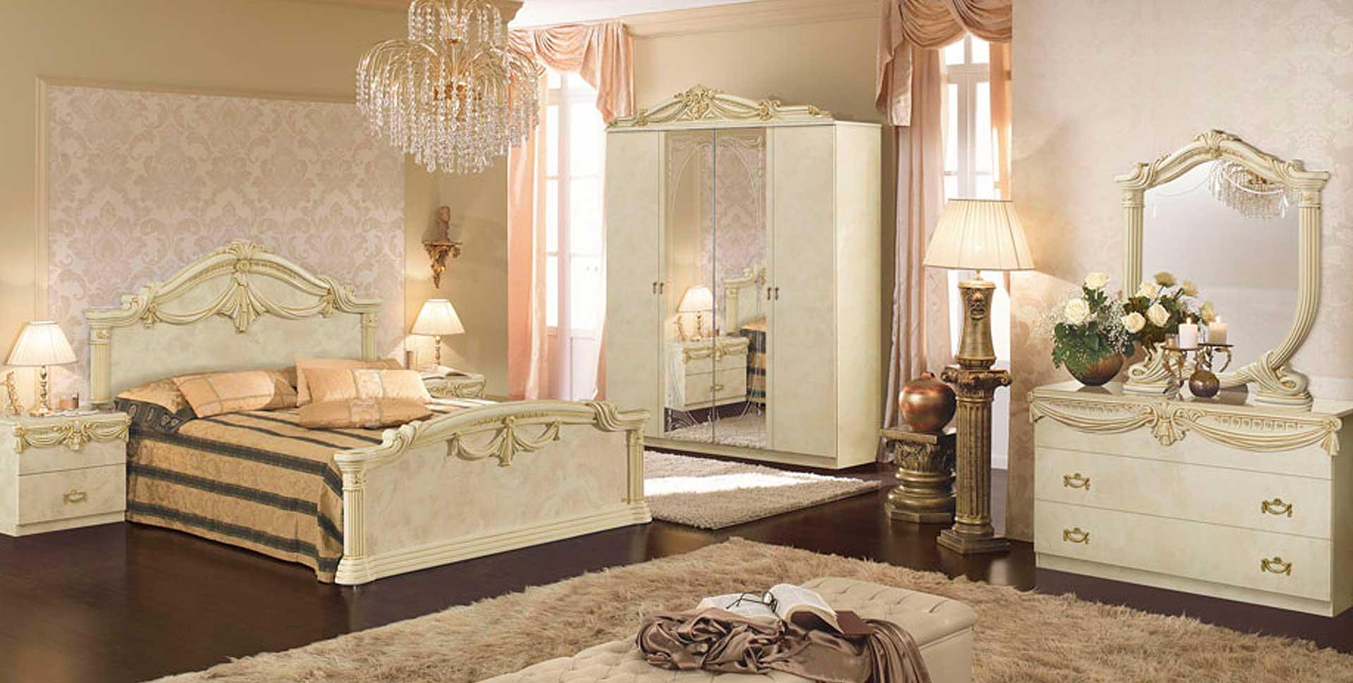 спальня luxor ivory gold