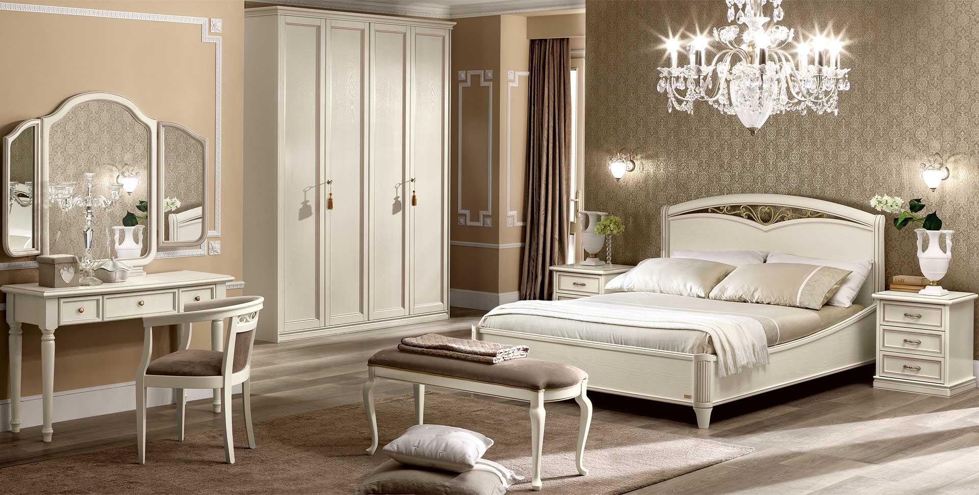 спальня nostalgia bianco