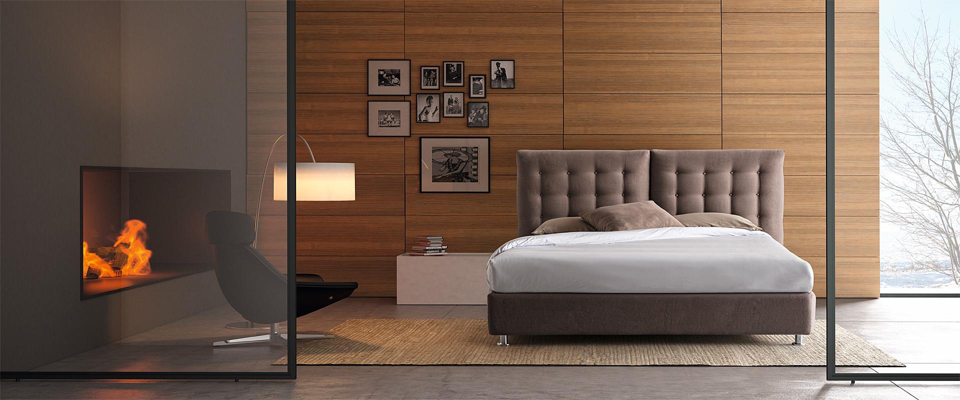 Кровать CINTA