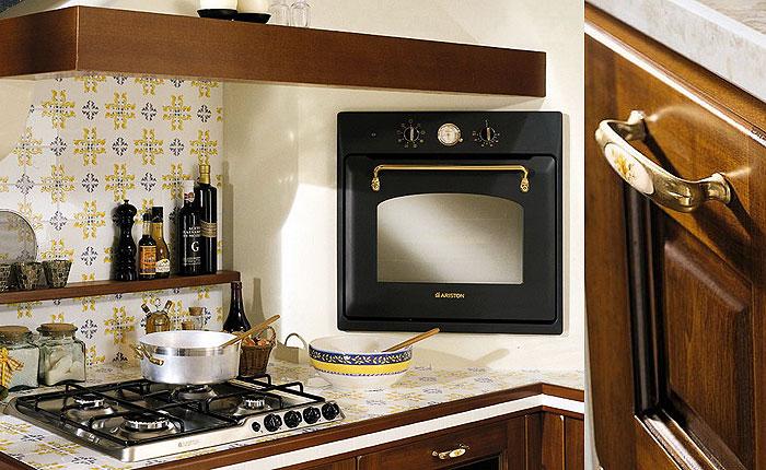 Итальянская мебель кухонный гарнитур