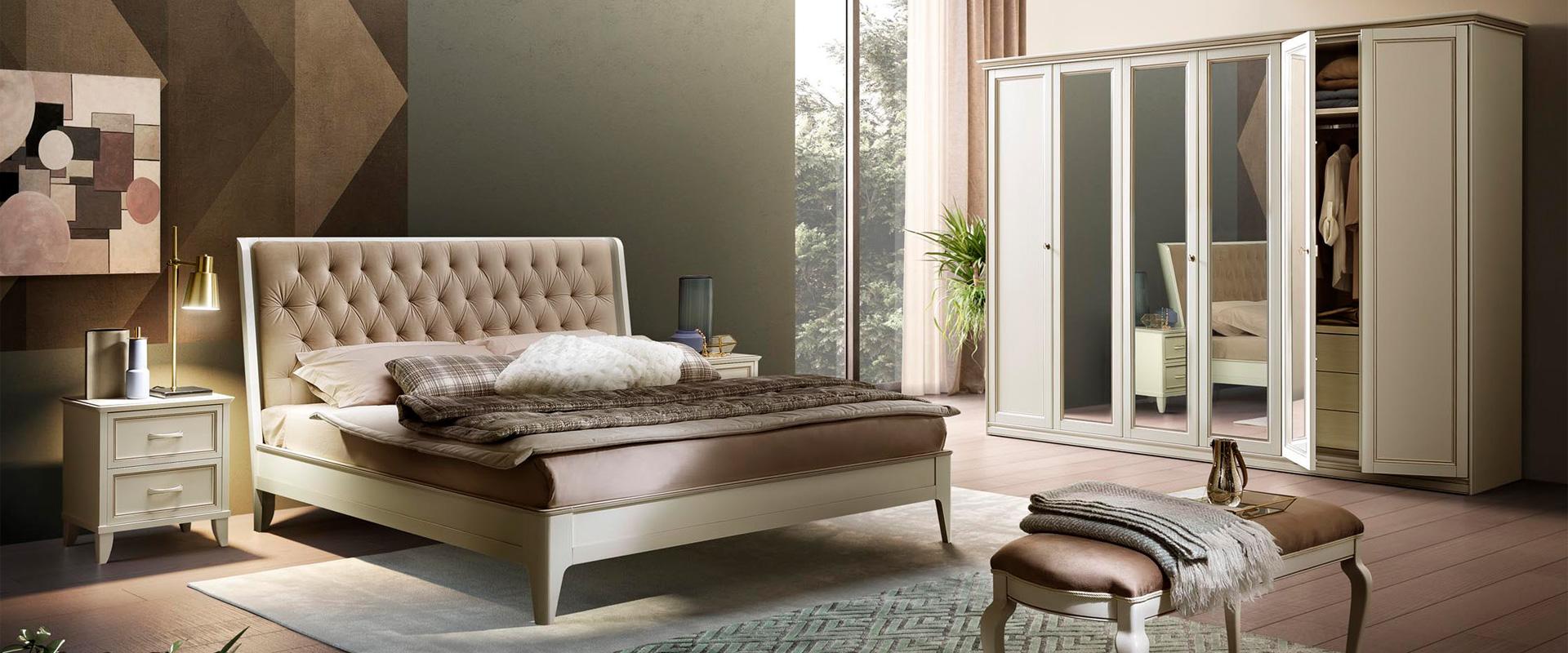 Спальня GIOTTO bianco